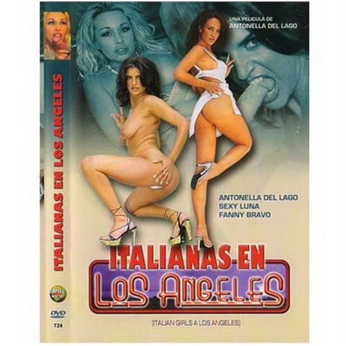 DVD XXX Italianas En Los Angeles